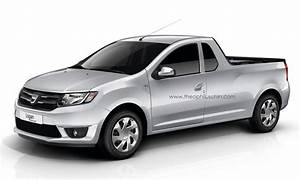 Pick Up Renault Dacia : new dacia logan pick up autoevolution ~ Gottalentnigeria.com Avis de Voitures