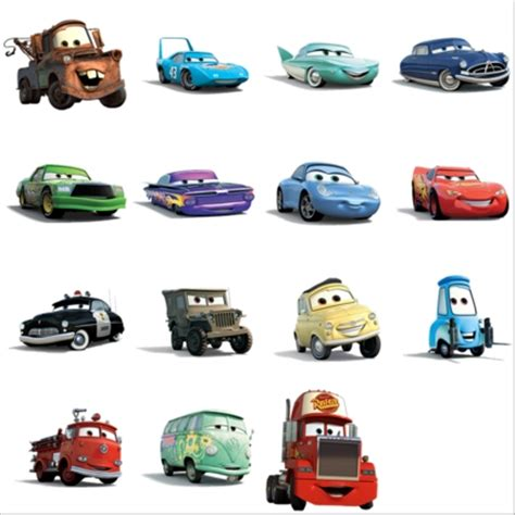 cars characters cars movie characters names pictures to pin on pinterest