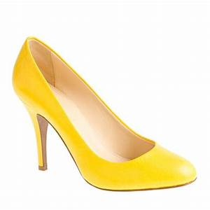 Spring 2012 Trend Alert Yellow