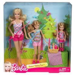 Barbie Sisters Fun Fishing Set