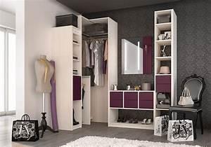Amenagement Dressing Angle : dressing socobois ~ Premium-room.com Idées de Décoration