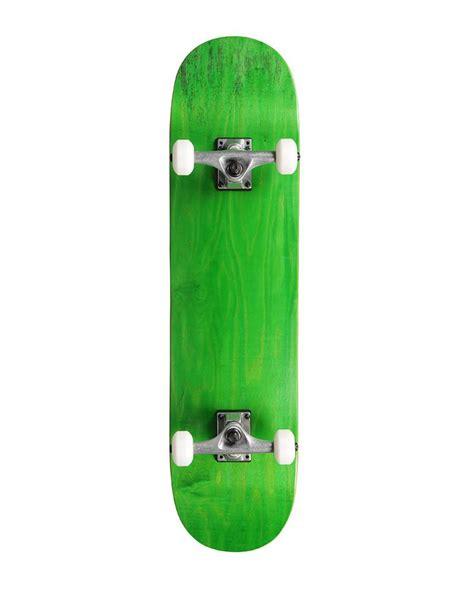 blank longboard decks complete 8 quot green blank deck complete skateboard