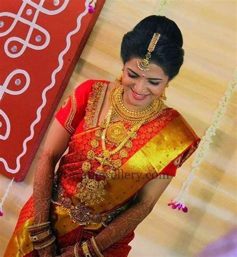 Divyadarshini Traditional Wedding Jewelry   Jewellery Designs