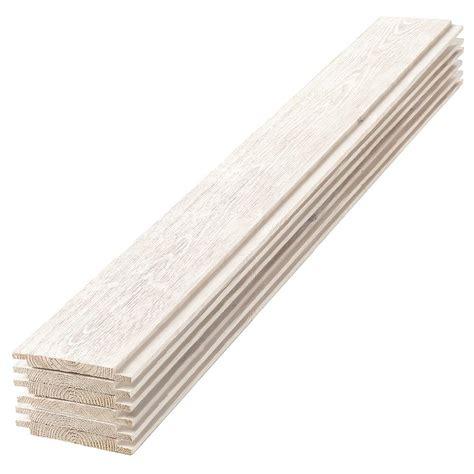 1 X 8 Shiplap Pine by 1 In X 6 In X 8 Ft Barn Wood White Shiplap Pine Board