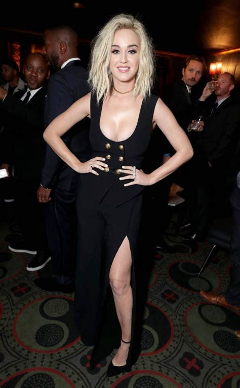Katy Perry from Grammys 2017 After-Party Pics ...