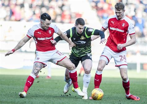 Doncaster Rovers: We will bounce back insists emphatic ...