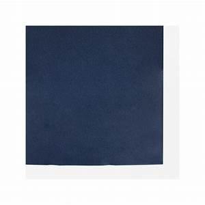 Nappe Bleu Marine : nappe en papier bleu marine happy family ~ Teatrodelosmanantiales.com Idées de Décoration