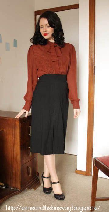 Fashion in 1940 - Autumn Wardrobe of the Stars   Fashion ...
