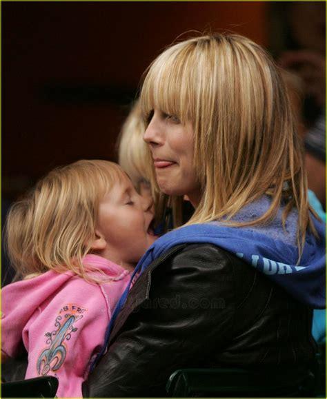 Heidi Klum Bang Job Photo Celebrity Babies