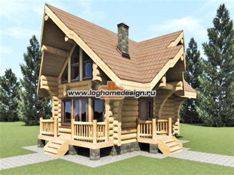 Log Cottage Log Cabin Cottage Home Designs Rustic Log Cabin Kits Log