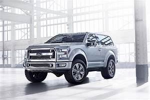 2017 Ford Bronco SVT Raptor Review, Interior and Price ...