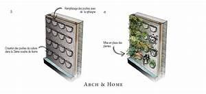 Mur Vegetal Exterieur : construire un mur v g tal ext rieur sofag ~ Melissatoandfro.com Idées de Décoration
