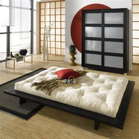 deco japonaise chambre quel linge de lit pour votre futon japonais