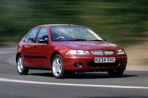 Rover 200/25/MG ZR/Streetwise development story - 1995-2005