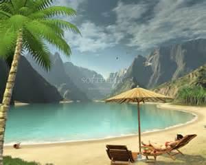 Free Animated Beach Screensavers