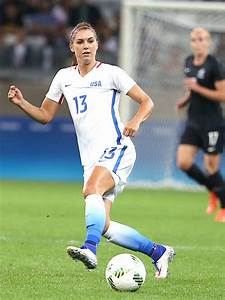 Images: Alex Morgan