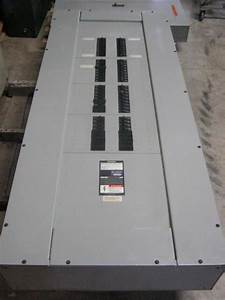 Siemens Bgml4400sbm Breaker Panelboard 400 Amp 208y  120 Volt    Price Reduced