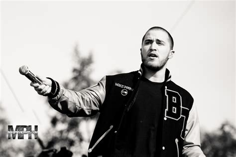 Mike Posner At Sun God Festival 2011