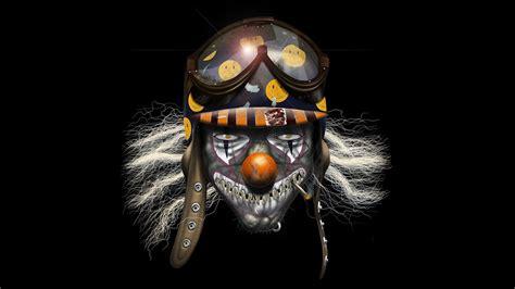 Wallpaper Clown by Scary Clown Wallpaper Hd