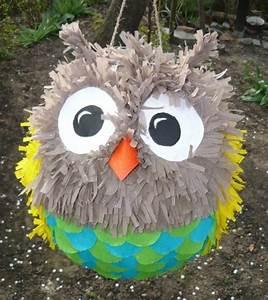 Comment Faire Un Oiseau En Papier : fabriquer une pinata plus de 80 projets sympas r aliser soi m me ~ Melissatoandfro.com Idées de Décoration