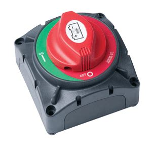 Wide Variety Battery Switches For Every Possible Use