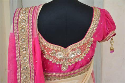 blouse photos saree blouse back neck designs 2017 catalogue photos