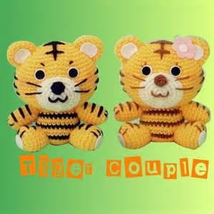 Free Crochet Tiger Pattern