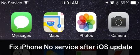 why does my iphone say no service solved iphone no service after ios 12 update here s fix 20625