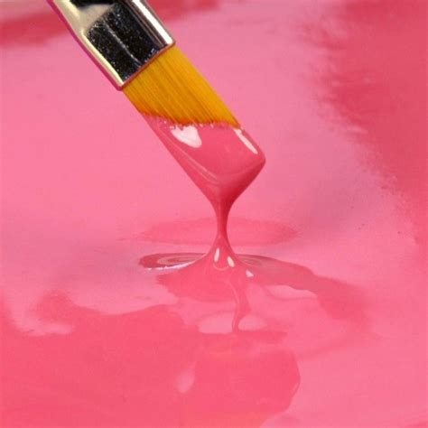 Rainbow Dust Hot Pink Paint It Edible Icing Paint 25ml