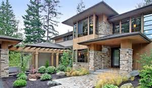 modern prairie style house plans extraordinary modern prairie style home amazing