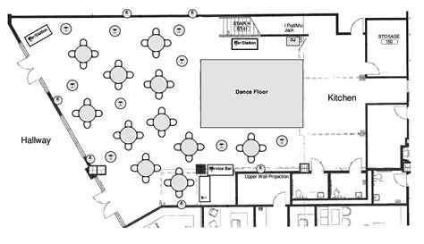 capacities floorplans chelsea piers connecticut