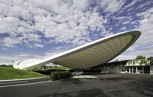 Zaha Hadid Bauwerke : vw autostadt roof and service pavilion wolfsburg e architect ~ Frokenaadalensverden.com Haus und Dekorationen
