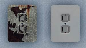 How To Replace An Electrical Outlet  Remove Old Outlet