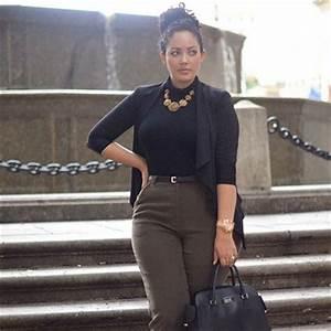 Look Femme Ronde 2017 : femme ronde nos tenues grande taille pour le travail ~ Mglfilm.com Idées de Décoration