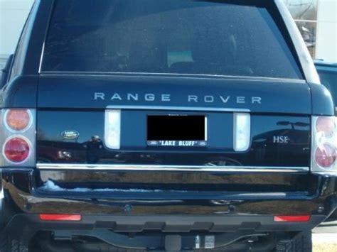 motoring fits   land rover range rover precut