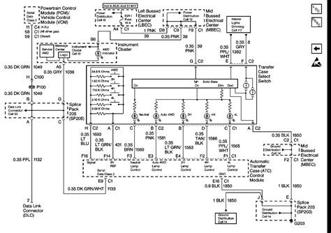 Wiring Diagram For Chevrolet Auto Electrical