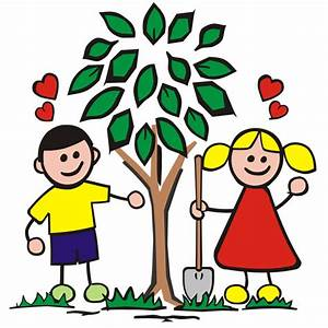Tree- Planting Clipart - Clipart Suggest