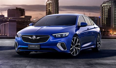 news holden reveals  commodore vxr