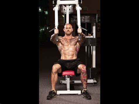 Pec Deck Machine Benefits by Pec Deck Vs Machine Fly By Jim Stoppani