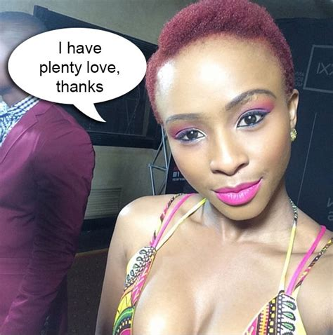 boity thulo opens    ideal man channel