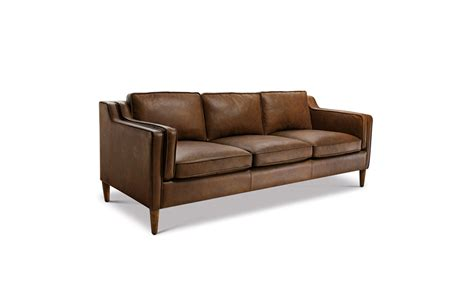 canape sofa 3 seater bay leather republic