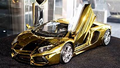 Gold Expensive Things Thing Cars Bookmarks
