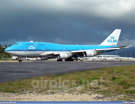 airpics.net - PH-BFA, Boeing 747-400, KLM Royal Dutch Airlines - Large size