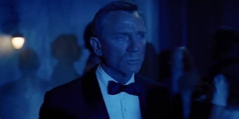 First James Bond Footage For No Time To Die Shows Off The ...
