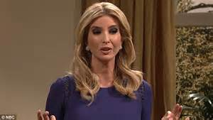 Ivanka Trump Guest Stars On Donald Trump's SNL Episode ...