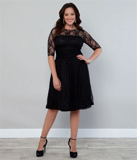 plus size cocktail dresses of interesting styles