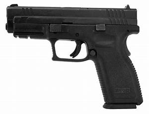Springfield Armory Xd9 Service 9mm