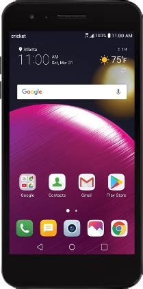 lg fortune  lm xcm full phone specifications manual