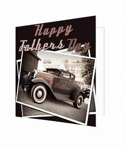 Personalised Card - Classic Car (Father's Day) - Just for ...