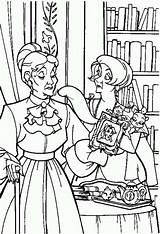 Anastasia Coloring Queen Pages Looking Disney Princess Colouring Printable Colorear Websincloud Activities Bat Para Adult Sky Guardado Desde Paginas sketch template